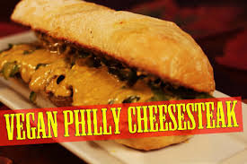 Give thanks for Vegan Philly Cheesesteak!  Can't miss a meal